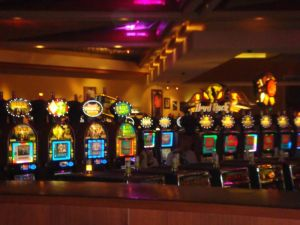 Casino game cabinet manufacturer
